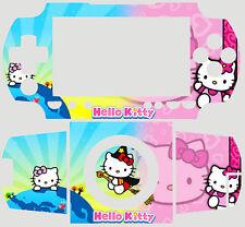 Hello Kitty CAT SKIN VINYL STICKER for PSP 1000 FAT #2