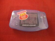 Nintendo Game Boy Advance Glacier Console Shaped Gummy Candy Container UNOPENED