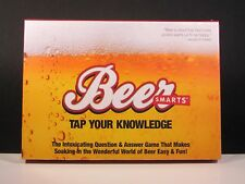 Beer Smarts Trivia Question Answer Game SmartsCo 100 Cards 2015 Edition MINT NIB
