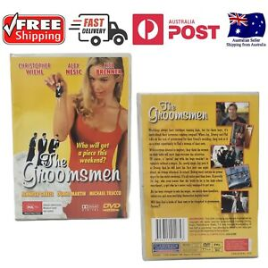 """The Groomsmen DVD """"AS NEW"""" Free Shipping *"""