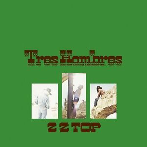 ZZ TOP TRES HOMBRES CD ALBUM (Remastered & Expanded)