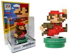 Amiibo Mario Classic Color (30th Super Smash Bros Series) Brand New -Region Free