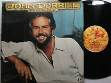 Country Lp John Durrill Just For The Record On Ua