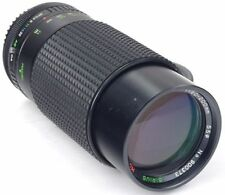 Canon FD Zoom Camera Lenses 80-200mm Focal