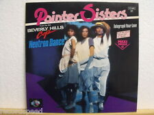 "★★ 12"" Maxi - POINTER SISTERS - Neutron Dance (""Beverly Hills Cop"")  5:33min"