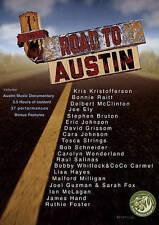 Road To Austin (2-DVD) Kris Kristofferson, Bonnie Raitt, Joe Ely & More