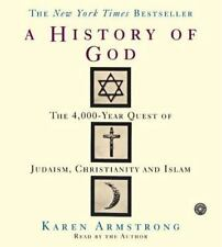 The History of God CD: The 4,000 Year Quest by Karen Armstrong: New Audiobook