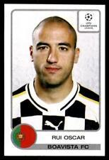 Panini Champions League 2001-2002 Rui Oscar Boavista No. 43
