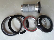 """1-1/8""""-1-1/4"""" 1-1/2"""" 1.125 / 1.5 in CARTRIDGE TAPERED Steerer Integrated HEADSET"""