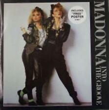 "Madonna 1st Edition 12"" Single Records"
