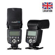 Yongnuo YN-560 IV Flash Speedlite + Flash Trigger + Built-in Trigger System UK
