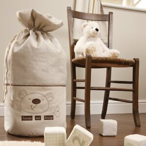 Baby Bramble and Smudge Laundry Bag Nursery Decoration Accessories Gifts