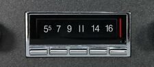 1964-1967 Pontiac GTO 300 watt USA-740 AM FM Car Stereo/Radio built-in Bluetooth