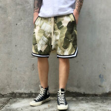 Banana Leaf Casual Basketball Shorts M L XL