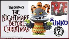 FUNKO MYSTERY MINIS TIM BURTONS NIGHTMARE BEFORE CHRISTMAS - HARLEQUIN FIGUR NEU