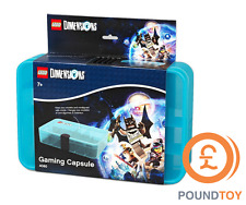 LEGO DIMENSIONS GAMING CAPSULE | STORE YOUR CHARACTERS & FIGURES