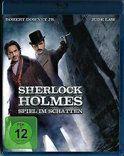 SHERLOCK HOLMES - SPIEL IM SCHATTEN  (BlU-RAY)