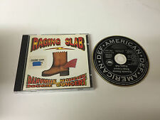 Raging Slab Dynamite Monster Boogie Concert Def American RARE PRESS CD 9 45