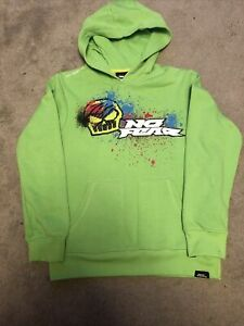 Boys No Fear Hoodie - Age 13 Years