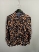 TED BAKER Shirt - Size 6 XXL 2XL - Floral - Great Condition - Men's