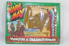Big Jim sized Karl May Indian Chief fashion #9413 from 1975 by Mattel NRFB