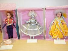 Cirque de Soleil - Alegria - Misterioso - Comedienne by Madame Alexander - MIB