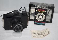 Orion camera-années 1960 hong kong 127 film toy camera-box/film-lomo-très bon état