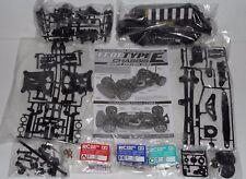 """Nouveau Tamiya """"TT-01 Type E"""" 4x4 R/C Touring Voiture Châssis Kit Seulement (TT01E) sur route"""