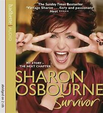My Story - the Next Chapter by Sharon Osbourne (Audiobook CD)