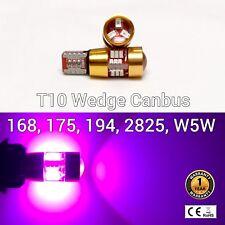 T10 W5W 194 175 168 2825 12961 Parking marker corner Purple 27 Canbus LED M1 M