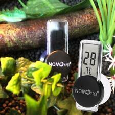 Lcd Digital Reptile Thermometer Temperature Indicator Gauge Turtle Lizards