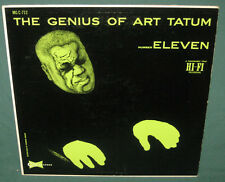 Art Tatum The Genius Number Eleven LP Clef MGC-712 HiFi Original 1956