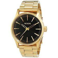 Nixon Men's Analogue Round Wristwatches
