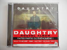 DAUGHTRY : IT'S NOT OVER, HOME, WHAT I WANT [ CD ALBUM NEUF ] - PORT GRATUIT