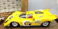 Modelo Auto Brumm Ferrari 512S 1:43 Miniaturas Coche Modelo Diecast Modelos