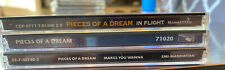 Pieces Of A Dream 3 Cd Lot Rare Jazz All MINT