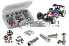 RC ScrewZ Associated RC8 B3e Buggy 1/8th Stainless Screw Kit ass072