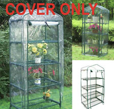 Four Tier Mini Greenhouse Cover