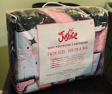Justice Twin Size Bed in a bag