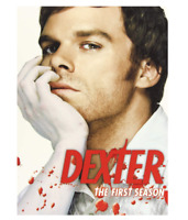 Dexter The Complete First Season DVD Authentic Collectible New Factory Sealed