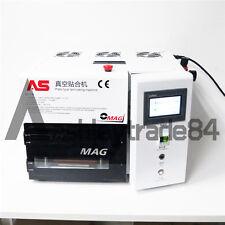 "NEW 5-in-1 HZ-MAG OCA Laminator 7"" LCD Screen Repair Vacuum Laminating Machine"