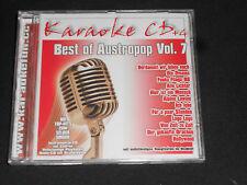 Best Of Austropop Vol.7 - Karaoke - ( CD )