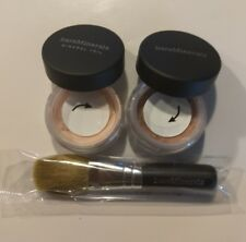 Bare Minerals All-Over Face Color Bare Radiance, Mineral Veil Finishing & Brush