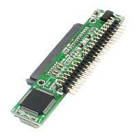 """7+15 Pin SATA SSD HDD Female to 2.5"""" 44Pin IDE Male L0R2 A4E6 L0Z1 Ad Fo Q9J4"""