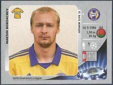 PANINI UEFA CHAMPIONS LEAGUE 2012-13- #430-BATE BORISOV-MAKSIM BORDACHEV