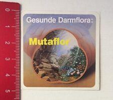 Aufkleber/Sticker: Mutaflor - Gesunde Darmflora (18041658)