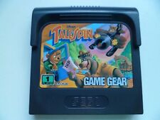 Disney's TaleSpin ( Sega Game Gear, 1993 PAL)