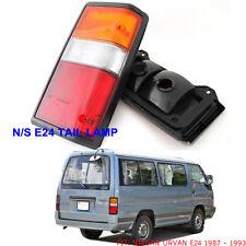 Rear Tail Signal Lights Lamp Set Left Right fits NISSAN URVAN E24 1987-1993