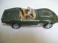 FRANKLIN MINT 1970 LT-1 CORVETTE LIMITED EDITION CONVERIBLE VHTF
