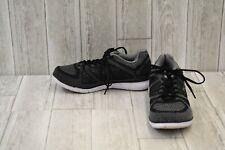 Propet Men's TravelFit Sneaker - Black/Grey - Size 8.5 ( 5E Wide )